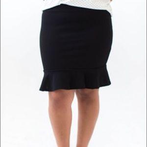 Agnes & Dora Flounce Skirt